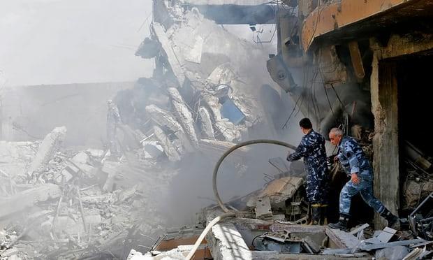 My khong kich Syria: Vi sao cac ben deu tuyen bo chien thang?