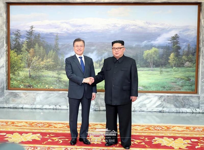 Trieu Tien - Han Quoc bi mat to chuc thuong dinh lien Trieu lan 4?-Hinh-2