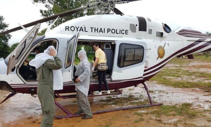 Thai Lan giai cuu thanh cong 13 thanh vien doi bong thieu nien-Hinh-4
