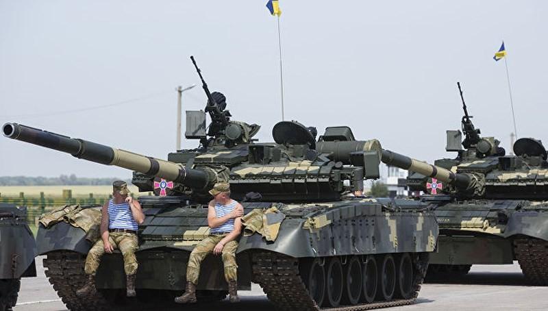 Ukraine dau xot vay no EU, can rang mua vu khi My