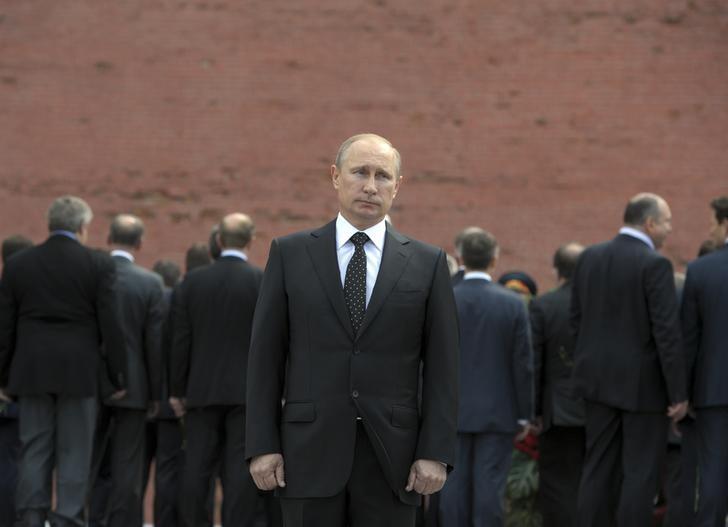Tong thong Putin thua nhan khong co ke hoach nghi huu