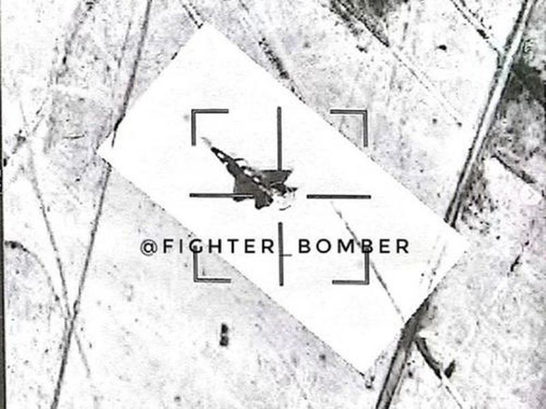 Phi cong Su-35 Nga ke khoanh khac khoa muc tieu F-22 o Syria-Hinh-2