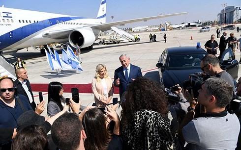 Israel se tiep tuc khong kich Syria bat chap S-300 cua Nga