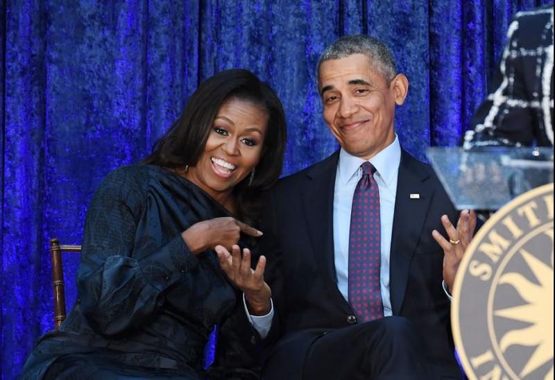 Vo chong Tong thong Obama duoc nguong mo nhat nuoc My