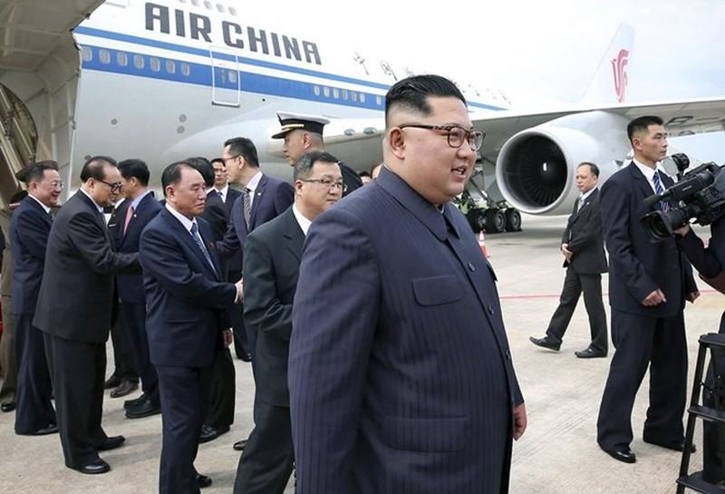 Chu tich Kim Jong-un se toi Viet Nam bang phuong tien gi?