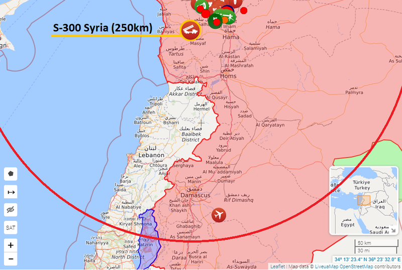 Lo anh ve tinh ten lua S-300 cua Syria chinh thuc truc chien-Hinh-4