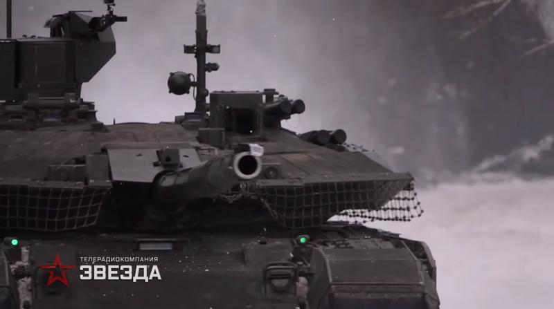 Suc manh T-90 tang len gap boi voi he thong dan ban moi