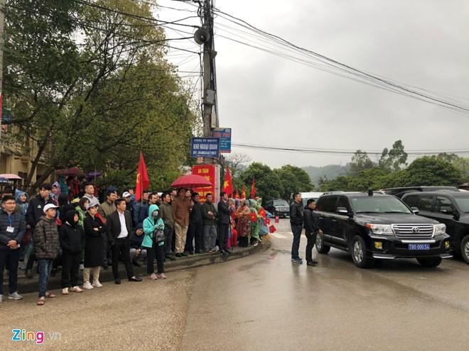 Chu tich Trieu Tien Kim Jong-un ve den khach san Melia, Ha Noi-Hinh-16