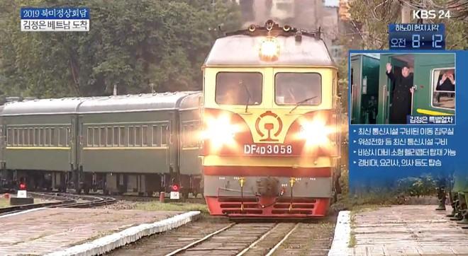 Chu tich Trieu Tien Kim Jong-un ve den khach san Melia, Ha Noi-Hinh-11