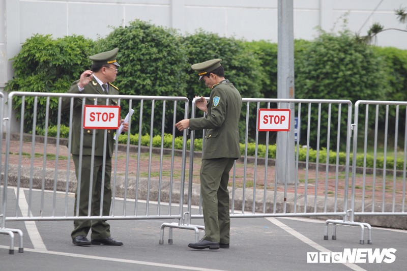 Tong thong My Donald Trump da den Ha Noi gap Chu tich Trieu Tien Kim Jong-un-Hinh-31