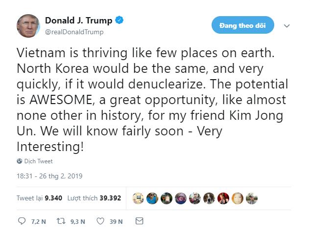 Tong thong Trump khen Chu tich Kim la nha lanh dao tuyet voi-Hinh-42