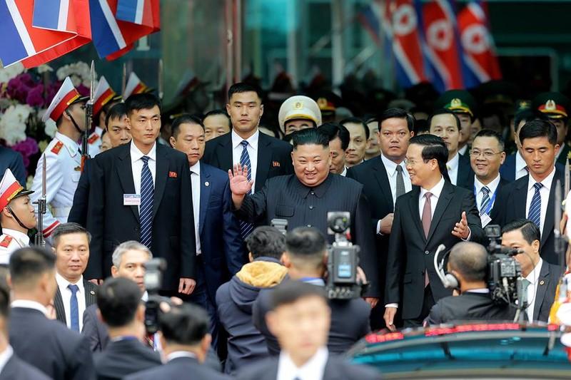 Tong thong Trump khen Chu tich Kim la nha lanh dao tuyet voi-Hinh-45