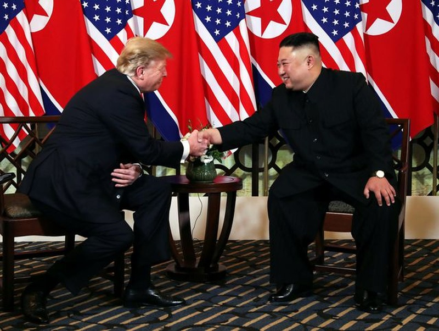 Tong thong Trump khen Chu tich Kim la nha lanh dao tuyet voi-Hinh-12