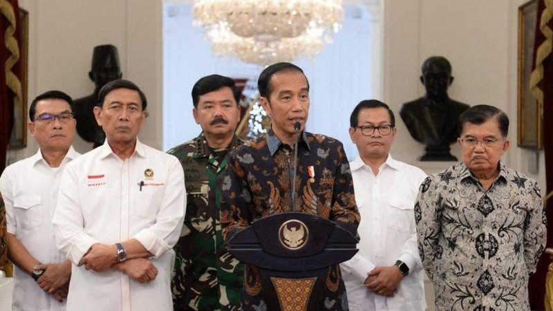 Tong thong Indonesia: