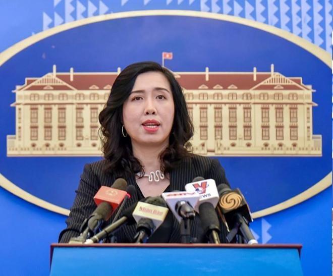 Viet Nam len tieng ve tau ca Trung Quoc pha hoai moi truong o Bien Dong