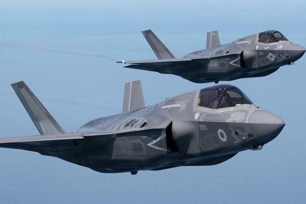 Anh lan dau tien su dung F-35 chong phien quan IS