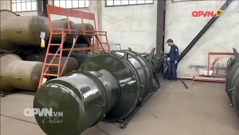 Hinh anh kho vu khi hang dau Viet Nam voi ten lua Scud va S-300-Hinh-5