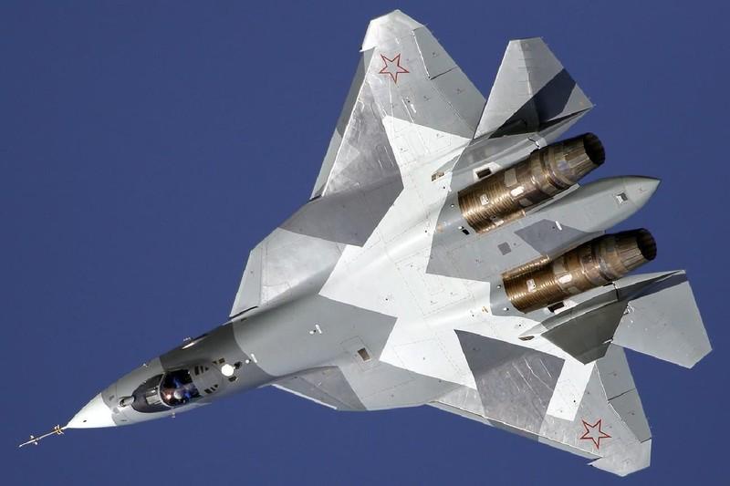 Tiem kich Su-57 cua Nga bat ngo thay doi thiet ke dong co-Hinh-10