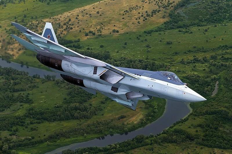 Tiem kich Su-57 cua Nga bat ngo thay doi thiet ke dong co-Hinh-13