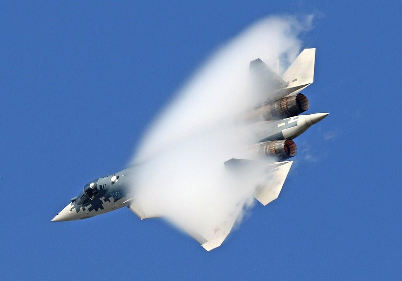 Tiem kich Su-57 cua Nga bat ngo thay doi thiet ke dong co-Hinh-16