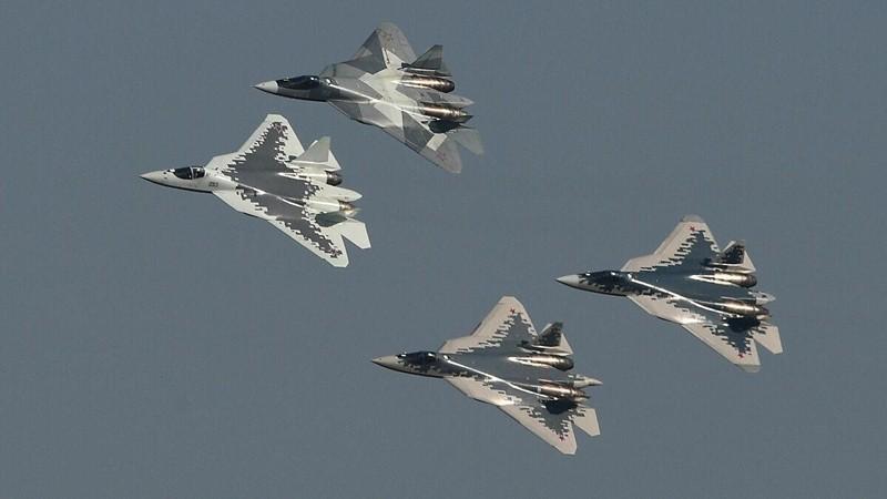 Tiem kich Su-57 cua Nga bat ngo thay doi thiet ke dong co-Hinh-20