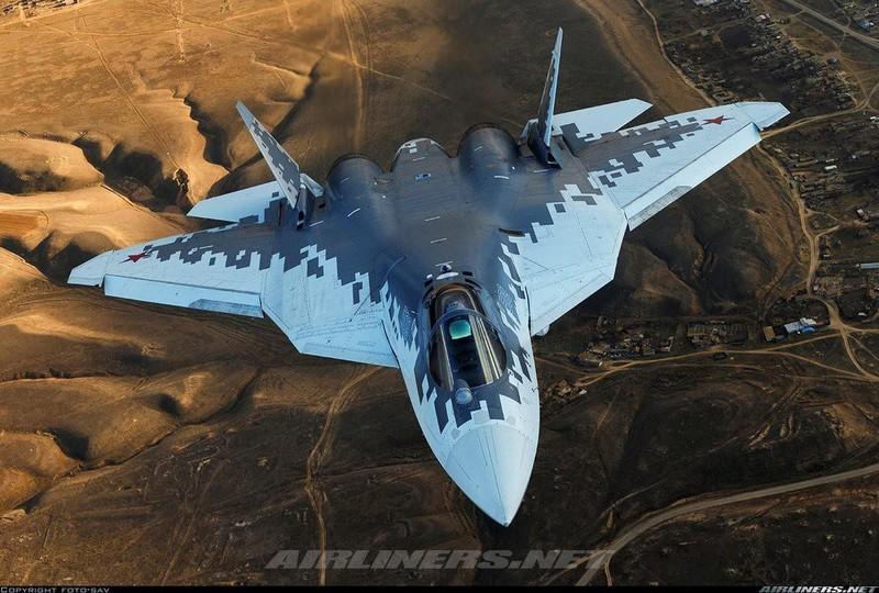 Tiem kich Su-57 cua Nga bat ngo thay doi thiet ke dong co-Hinh-27