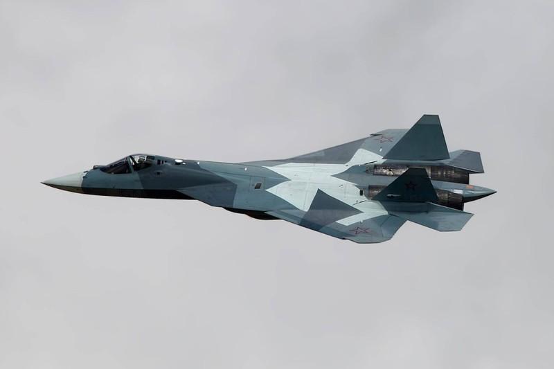Tiem kich Su-57 cua Nga bat ngo thay doi thiet ke dong co-Hinh-8