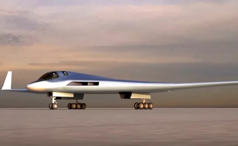 Nga lan dau lo dien may bay nem bom thay the Tu-95 va Tu-160-Hinh-9
