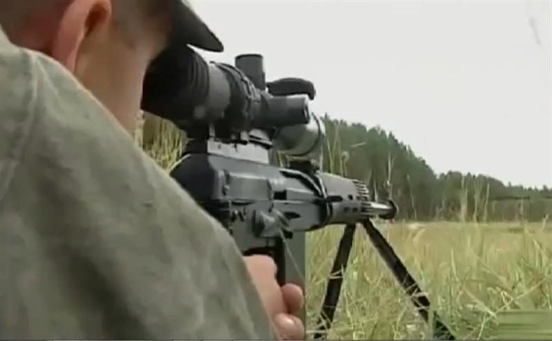 Nga có khẩu súng bắn tỉa thách thức mọi loại áo giáp