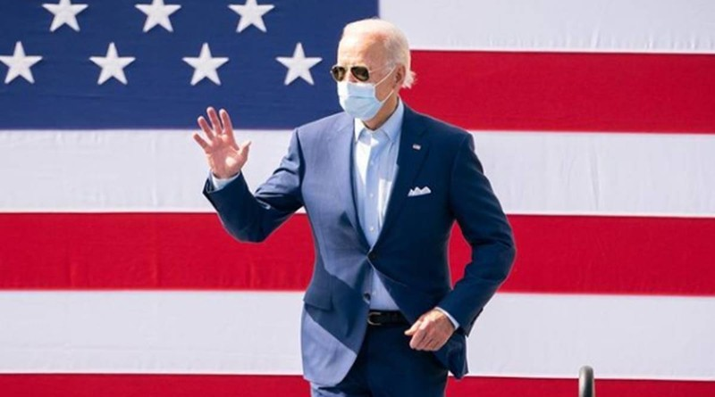 Joe Biden chinh thuc tro thanh Tong thong thu 46 cua My