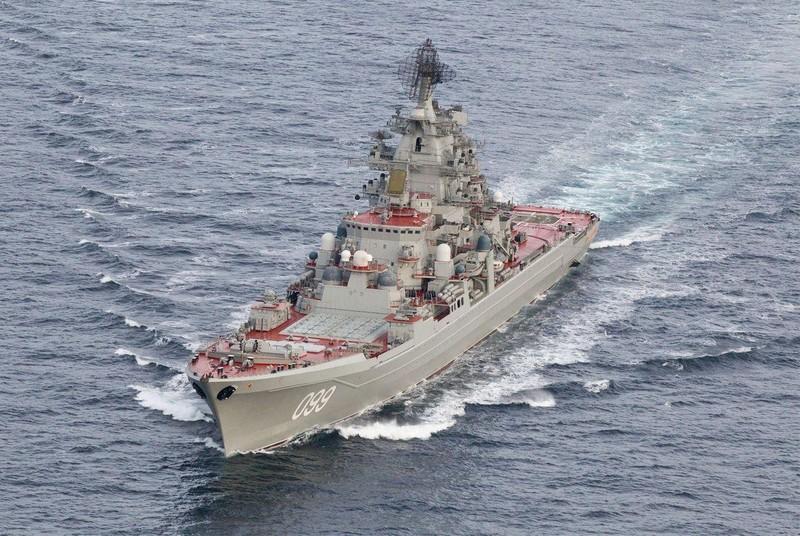 Tuần dương hạm Nakhimov có phải là sai lầm đắt giá của Hải quân Nga?