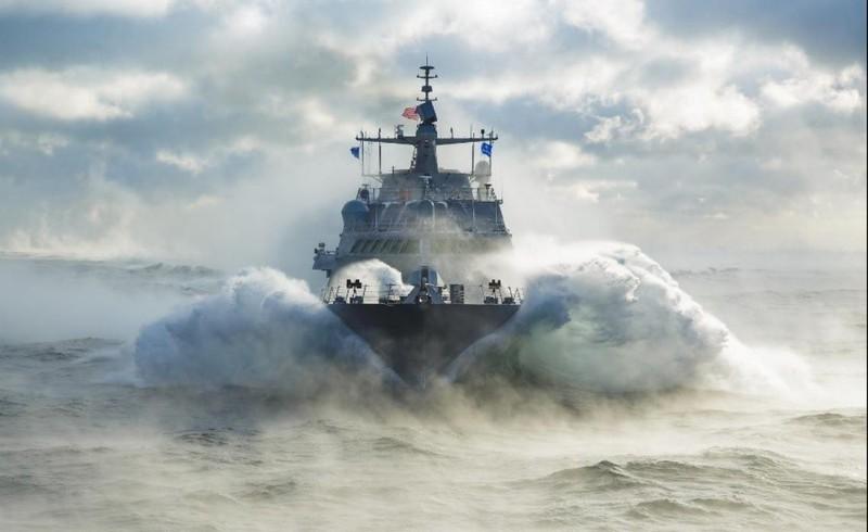 Hải quân Mỹ trong cơn bĩ cực vẫn quyết không dùng lớp tàu Freedom