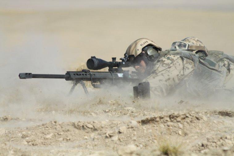 Khẩu súng bắn tỉa Nga coi thường mọi loại xe bọc thép