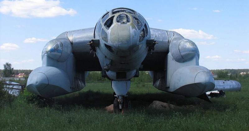 Bí mật đằng sau máy bay săn ngầm kỳ dị nhất thời Liên Xô cũ