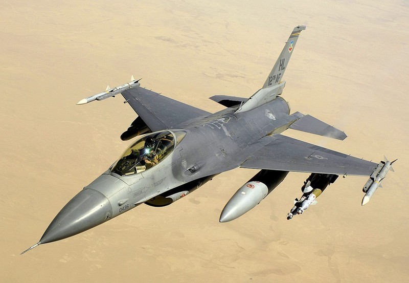 Israel ban tiem kich F-16 gia cuc re, chi nhinh 70 ty Dong moi chiec-Hinh-16