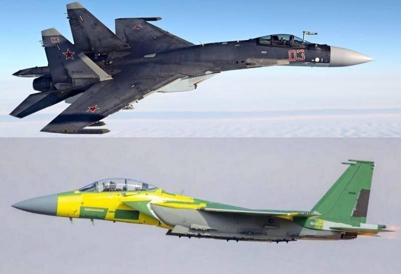 Su-35S Nga va F-15EX My mot choi mot: Ben nao se thang?-Hinh-2
