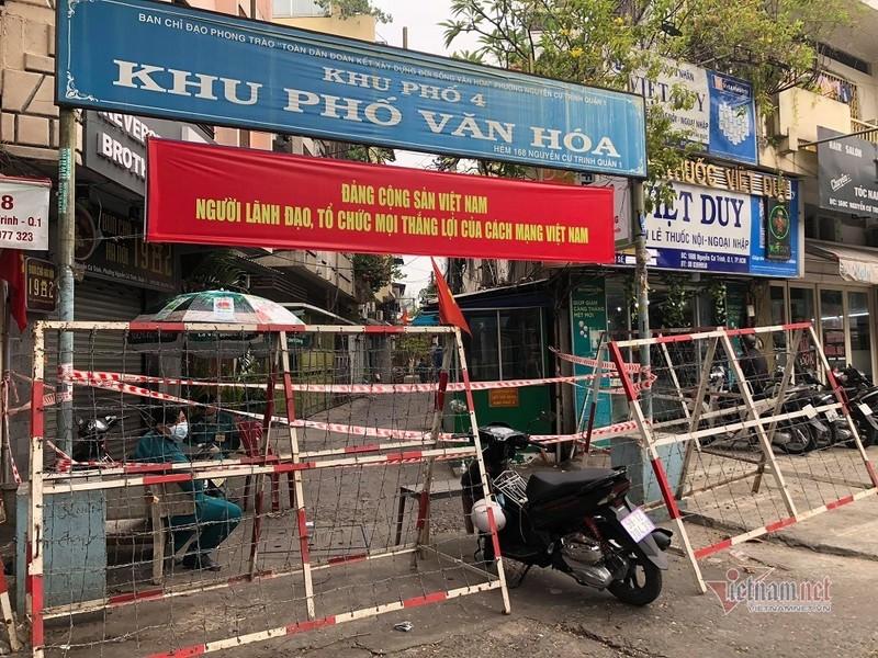 Chieu 9/2, co 13 ca mac COVID-19 o cong dong tai Ha Noi va 4 dia phuong khac