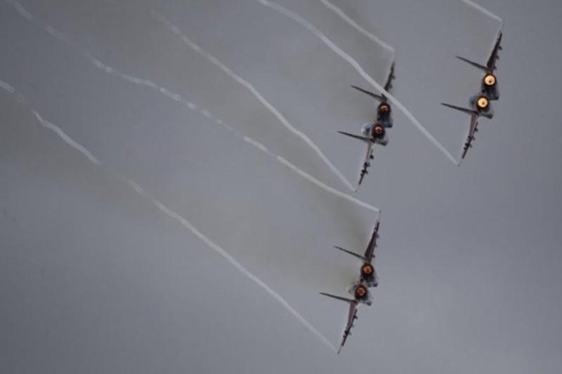 Không quân Nga tiếp tục dội bão lửa xuống đầu khủng bố ở Syria