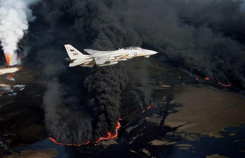 Chiến dịch Bão táp Sa mạc: Những trận không đối không nảy lửa nhất