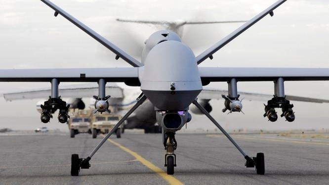 UAV vũ trang MQ-9 của Mỹ đã bị Iran sao chép trắng trợn - vietlott 645
