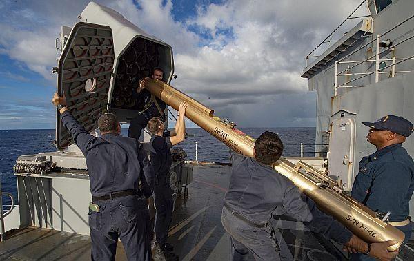 Ai Cập mua tên lửa đánh chặn từ Mỹ để đề phòng Thổ Nhĩ Kỳ
