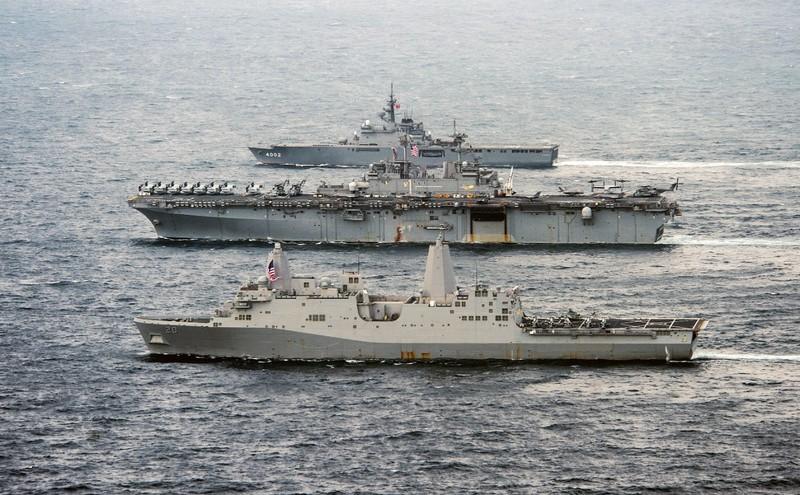 Khinh hạm Đức tới Biển Đông: Tàu chiến nào được lựa chọn?