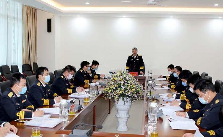Hai quan Viet Nam cu hai tau chien tham gia Army Games 2021