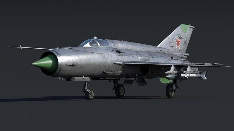 Viet Nam tung bien che phien ban MiG-21Bis manh ngang F-16-Hinh-17