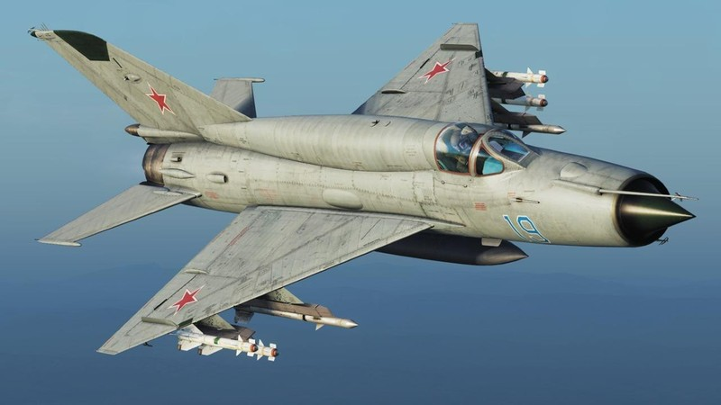 Viet Nam tung bien che phien ban MiG-21Bis manh ngang F-16-Hinh-19
