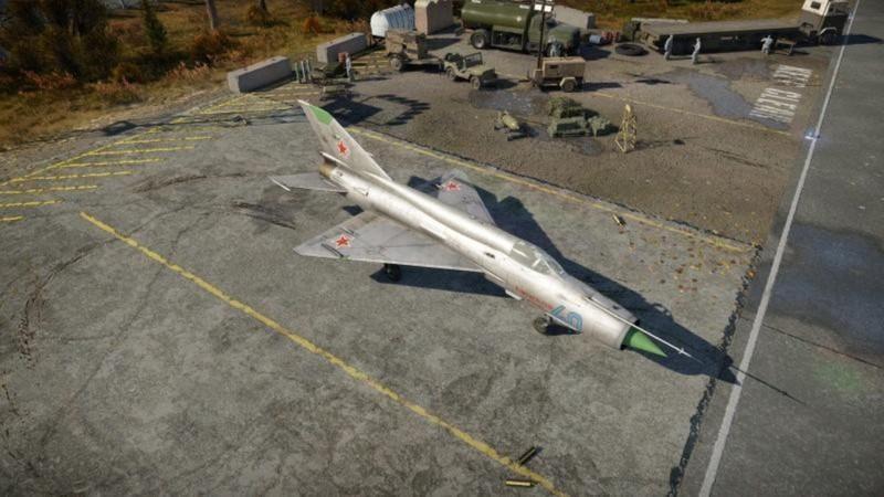 Viet Nam tung bien che phien ban MiG-21Bis manh ngang F-16-Hinh-7