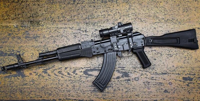 Ly khai Ukraine bat ngo co sung truong tan cong AK-103-Hinh-5