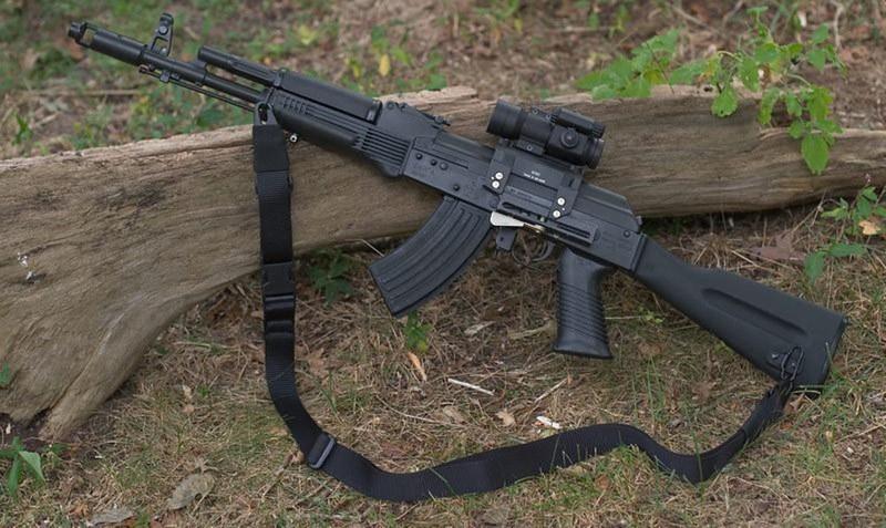 Ly khai Ukraine bat ngo co sung truong tan cong AK-103-Hinh-7