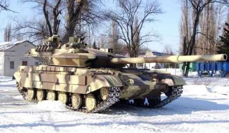 Xe tang T-64E Ukraine thanh ke huy diet nho phao tu dong 2 nong cuc manh-Hinh-11