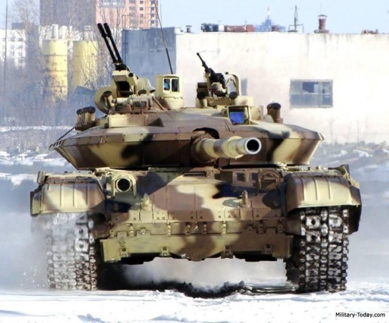 Xe tang T-64E Ukraine thanh ke huy diet nho phao tu dong 2 nong cuc manh-Hinh-12